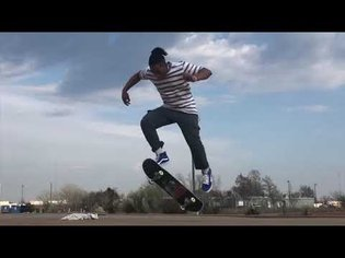 1 Year Skateboarding Progression