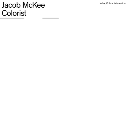 Jacob McKee - Home