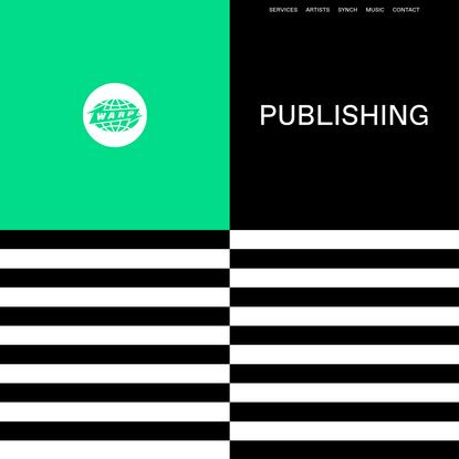 Warp Publishing
