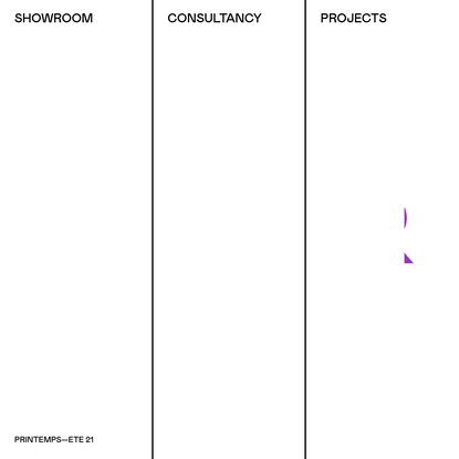 DMSR - Showroom, consultancy and sales agency