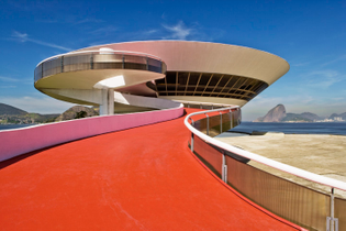 Museum Rio de Janeiro, Oscar Niemeyer