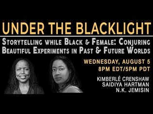 (Pt 15) Under the Blacklight: Storytelling While Black and Female: Conjuring Beautiful Experiments