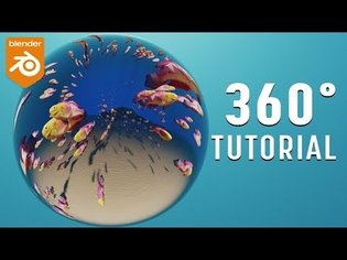 360° Render Settings (For Images and Video) - Blender Tutorial