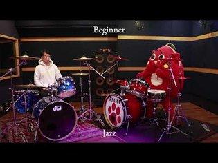 Professional Vs Beginner Drummer (Feat. Nyango Star)