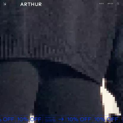 Arthur Apparel