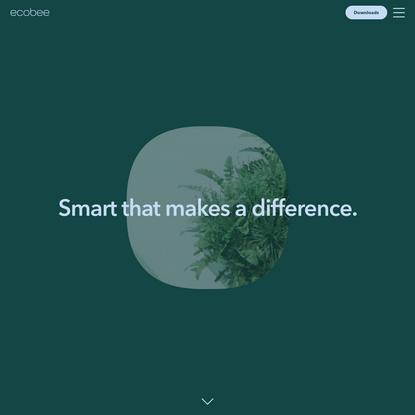 ecobee brand