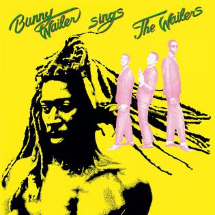 Bunny Wailer Sings the Wailers by Bunny Wailer, 1980