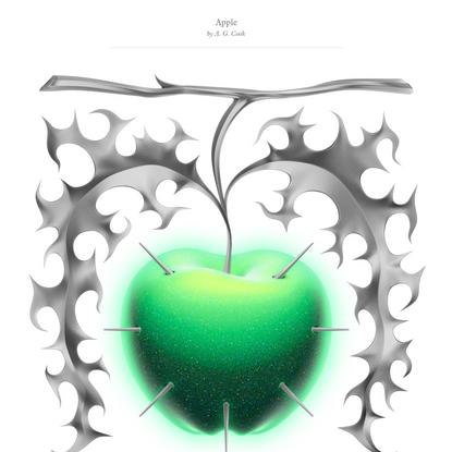 A. G. Cook - Apple