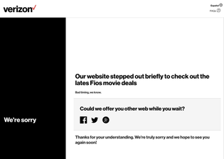 We're sorry. Could we offer you other web while you wait?
