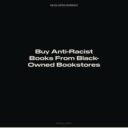 Racial Justice Bookshelf