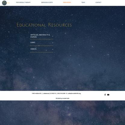 Educational Resources   Innate Path