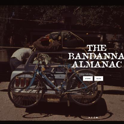The Bandanna Almanac