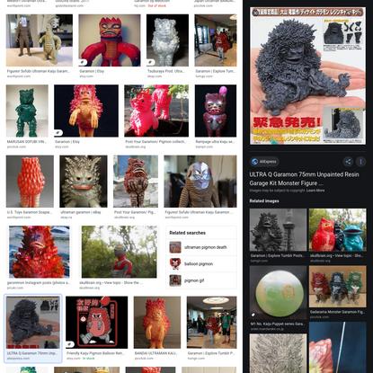 garamon balloon - Google Search