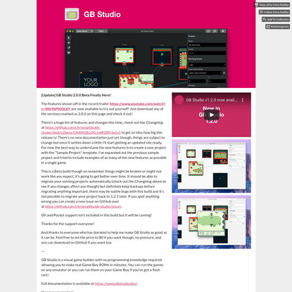 GB Studio