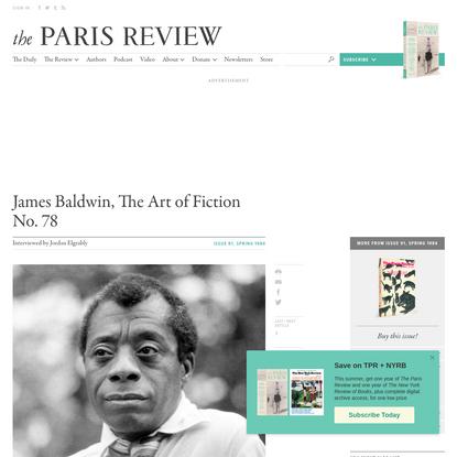 The Art of Fiction No. 78