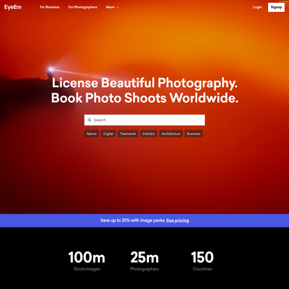 EyeEm | Book your photoshoot & buy authentic stock images