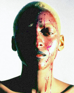 "Moyosore Briggs ""Documenting Trauma - Self Portrait (2020)"