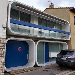The house we all want to live in: Maison De Giacinto, 1973 Architect Jean De Giacinto With thanks to Tonycrazeekid via @as.t...
