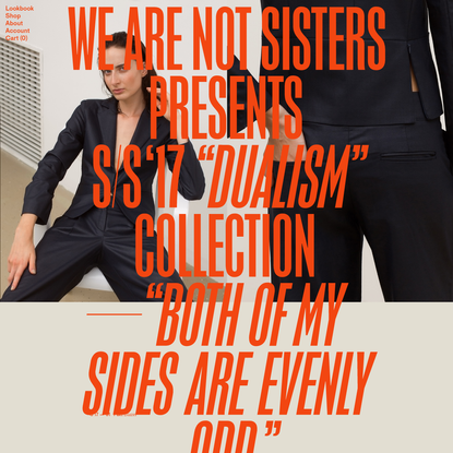 We Are Not Sisters - Home