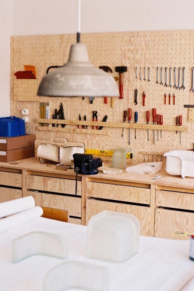 Thomas Lommee's Studio, Ixelles, Belgium