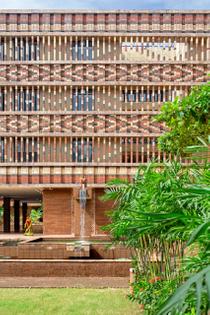 Krushi Bhawan (government building) in Odisha, India (designed by Studio Lotus)
