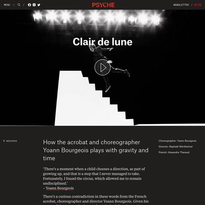 Clair de lune   Psyche Films