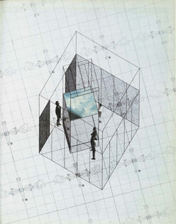 Superstudio, Microevent/Microenvironment for Italy: The New Domestic Landscape (1972)