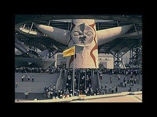 Osaka (Expo) 1970 archive footage