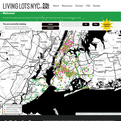 Home | Living Lots NYC