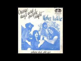 Mother Nature - Where Did She Go (1971)