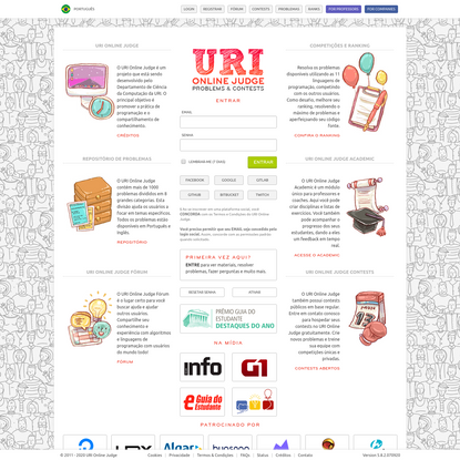 URI Online Judge