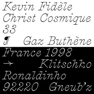 In parallel to his research project on Cyrillic italics of the second part of the 18th century, @isia_y draws a typeface ins...