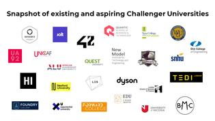 Challenger Universities