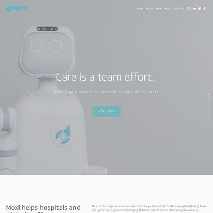 Moxi - Diligent Robotics