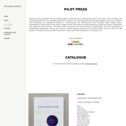 Pilot Press