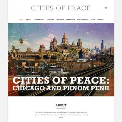 Cities of Peace