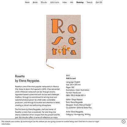 Rosetta - Bom Dia Books