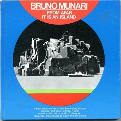 Bruno Munari, From Afar it Is An Island (1971)