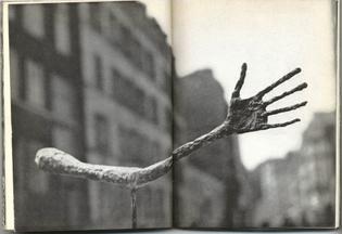 L'Atelier d'Alberto Giacometti by Jean Genet, photographs by Ernest Scheidegger, Marc Barbezat L'Arbalete, 1958-1963