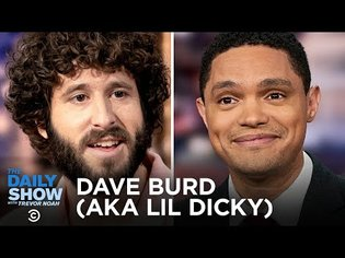 "Dave Burd (Lil Dicky) - Finding Humor in Life's Insecurities with ""Dave"" 