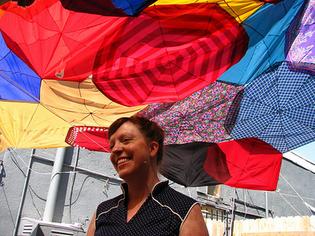 Umbrella shade