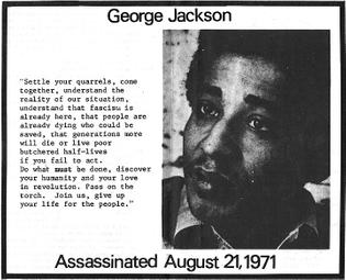 George Jackson on revolution