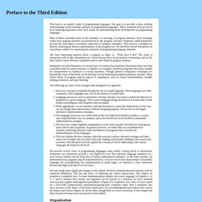 EOPL3: Preface