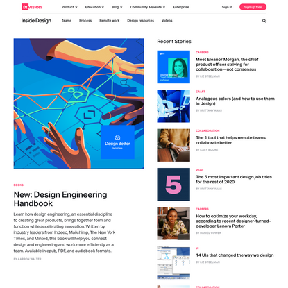 Inside Design Blog | Thoughts on users, experience, and design