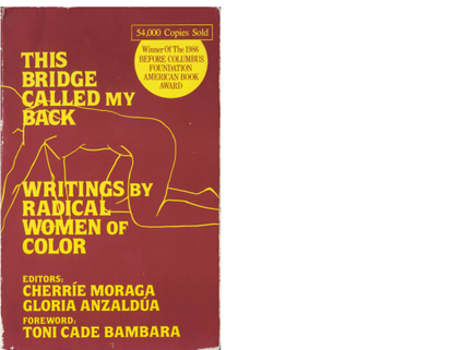 This Bridge Called My Back (Anthology) eds. Cherrie Moraga and Gloria Anzaldua