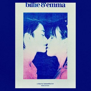 Designed the poster and zine for @billieandemmafilm 💜💙💜💙 catch it on Ayala Cinemas today! #BillieAndEmma #risograph