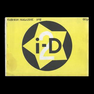 1980 i-D Magazine Issue 2