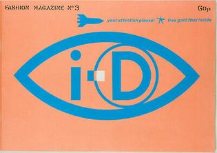 1981   i-D Magazine Issue 3