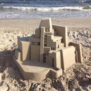 #sandcastle #sculpture #art #architecture