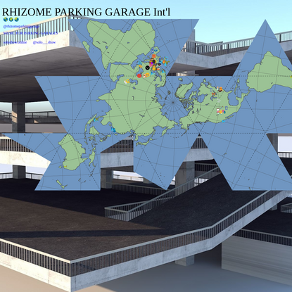 Rhizome Parking Garage Int'l